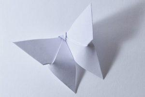 que papel se usa para origami