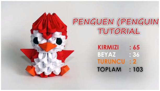 como hacer origami de papel