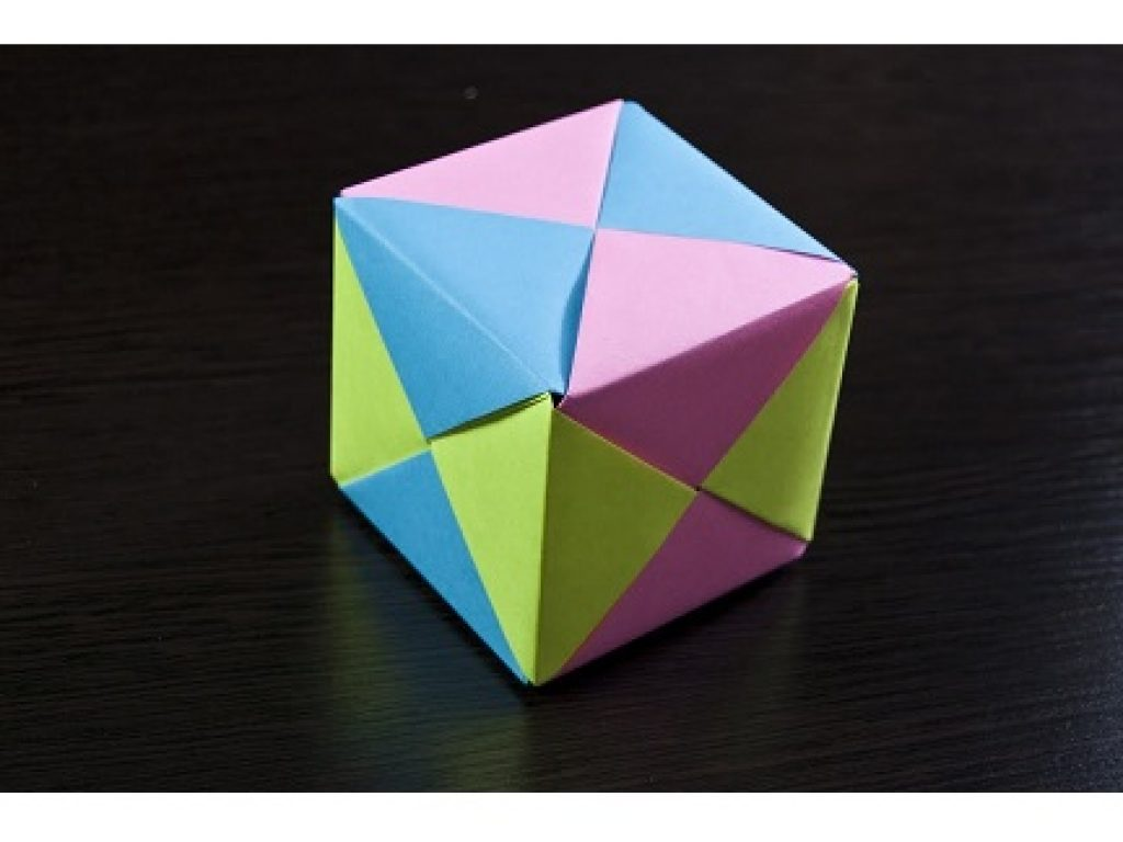 Cubo Origami