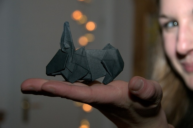 origami tipos