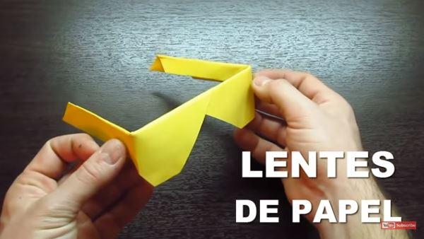 papiroflexia basica para niños