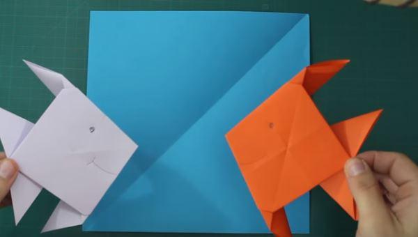 papiroflexia facil para niños pequeños